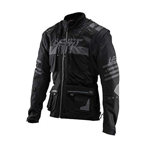 Leatt GPX 5.5 Enduro Riding Jacket-Black-L ()