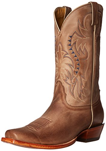 Nocona Boots Men's Legacy L Toe Boot - Tan - 11 B(N) US