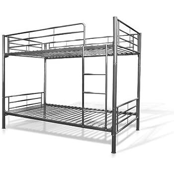 Amazoncom American Furniture Alliance Locker Twin Over Twin Bunk