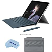 Microsoft Surface Pro 12.3 Intel Core i5 4GB 128GB SSD BUNDLE w/Pro Plat Cover