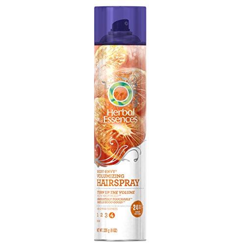 Herbal Essences Body Envy Va-Va-Volumizing Hairspray 8 Fl Oz (Pack of 12)