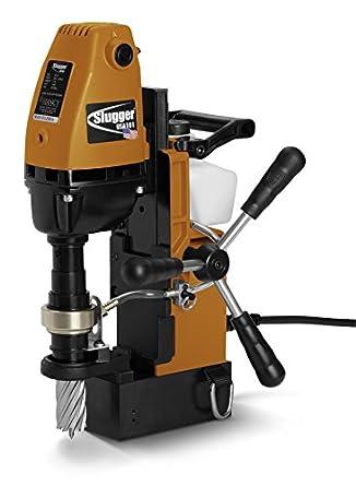 "Jancy USA-101 Portable Magnetic-Base Drill, 120V, 11.5 Amp Motor, 1-1/2"" Diameter x 2"" Depth Capacity"
