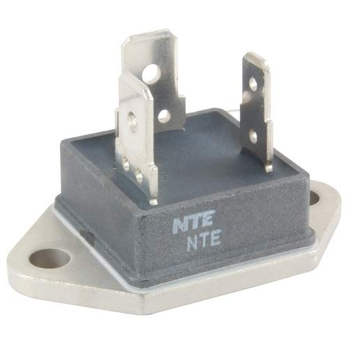 NTE Electronics NTE5679 Triac, to-3 Isolated Square Package, 40 Amp, 600V