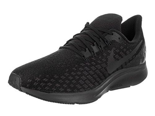 3ee61795354863 NIKE Air Zoom Pegasus 35 Sz 9.5 Mens Running Black Oil Grey-White Shoes