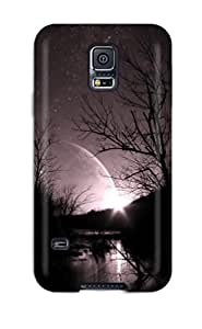 Case Cover Protector Specially Made For Galaxy S5 Planets Sci Fi
