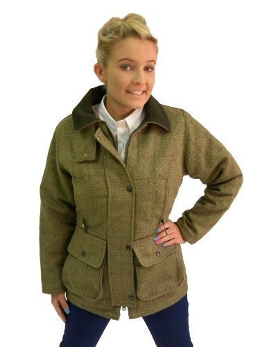 Campbell Cooper Ladies Tweed Shooting Fishing Riding Hunting ...