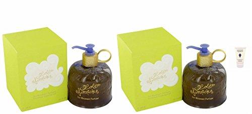Llita lmpicka perfume for women 102 oz perfumed foaming shower gel 2 pack a free ralph rocks 17 oz shower gel