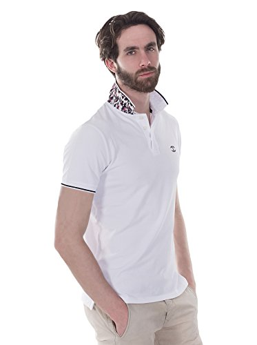 Just Cavalli Herren Poloshirt Medium