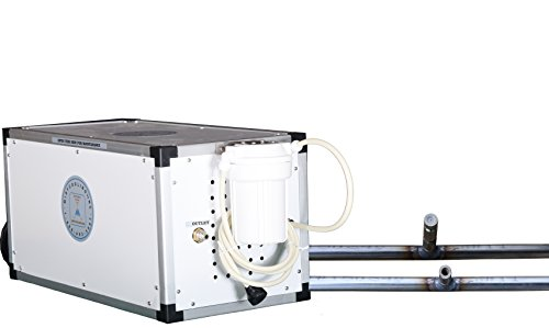 Industrial Misting System With 1500 Psi High Pressure