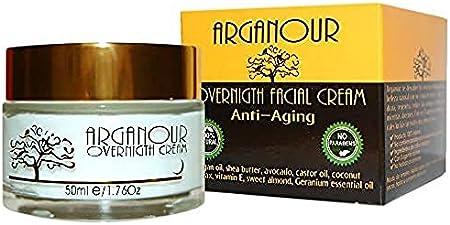 ARGANOUR Crema Facial Noche - 50 ml