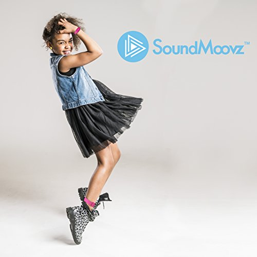 SoundMoovz Motion-Activated Muzical Bandz Blue (Dispatched From UK) by Character Options (Image #6)