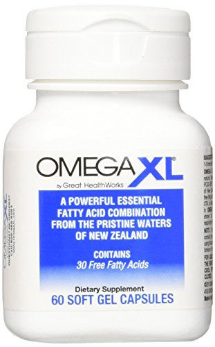 OmegaXL All Natural Powerful Supplement Inflammation product image