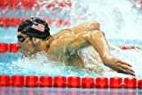 Michael Phelps 11X17 Poster Photo Banner - Hot! #22