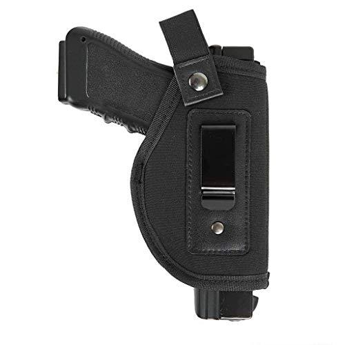 DecoDeco Holster à l'intérieur de la Ceinture s'adapte à l'écran Glock 26, 27, 29, 30, 39, 28, 33, 36, 43 / Ruger LC9… 1