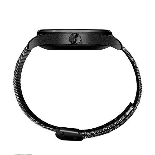 Auntwhale 1 PC Reloj Inteligente Blueteeth K88H para MTK2502 Compatible con Monitor Resistente al Ritmo Cardíaco Watch Compatible con iOS Android: ...