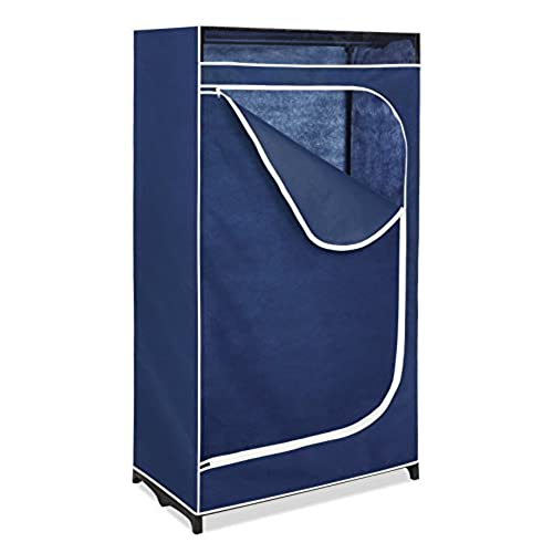 Whitmor Clothes Closet   Freestanding Garment Organizer With Sturdy Fabric  Cover