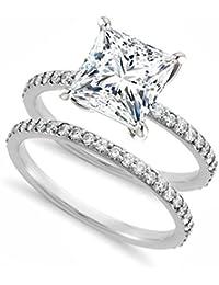 Amazon Com 50 To 100 Bridal Sets Wedding Engagement