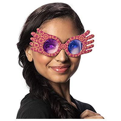 Rubie's Harry Potter Luna Lovegood Spectrespecs Costume Accessory: Toys & Games