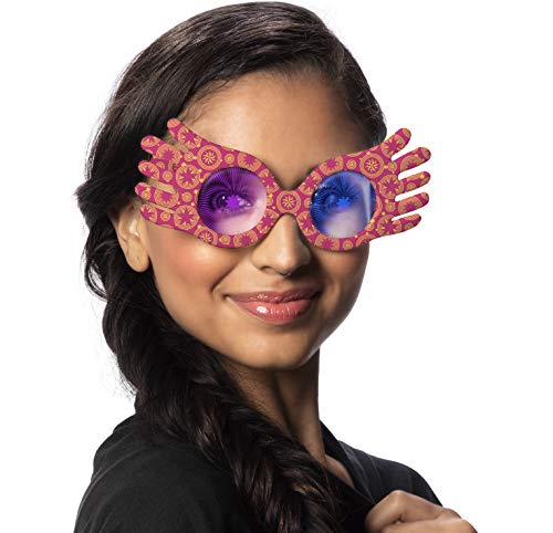 Potter Lovegood Spectrespecs Costume Accessory