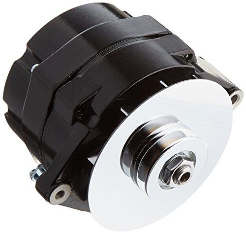Tuff Stuff 7127NF Alternator (GM 100 amp 1- wire black) ()