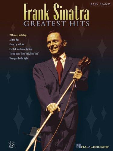 Frank Sinatra - Greatest Hits (Easy Piano (Hal Leonard))