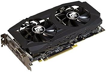 PowerColor AMD Radeon RED Dragon RX 580 8GB GDDR5 1 x DL DVI-D / 1 x HDMI / 3 x DisplayPort Graphics Card (AXRX 580 8GBD5-3DHDV2/OC)