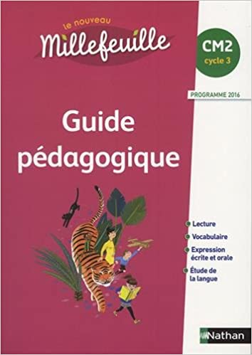 Livre A Telecharger En Pdf Francais Cm2 Cycle 3 Le Nouveau