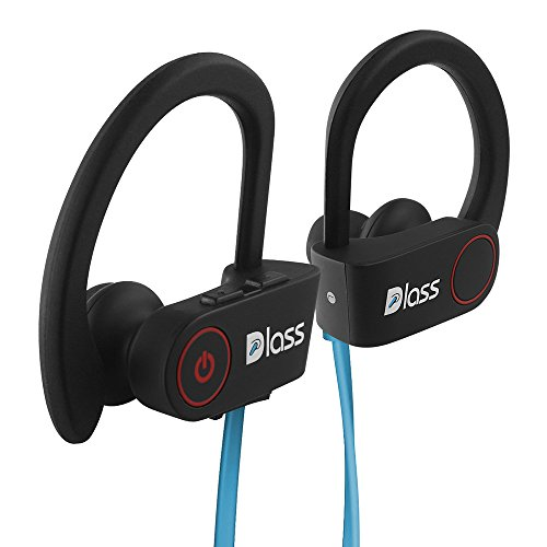 Bluetooth Headphones, Wireless Earbuds Sports, Waterproof IPX7 Earphones, HD Stereo In-ear Earbuds with w/Mic, Workout 8 Hour Battery Noise Cancelling Headsets(Fast Pairing)