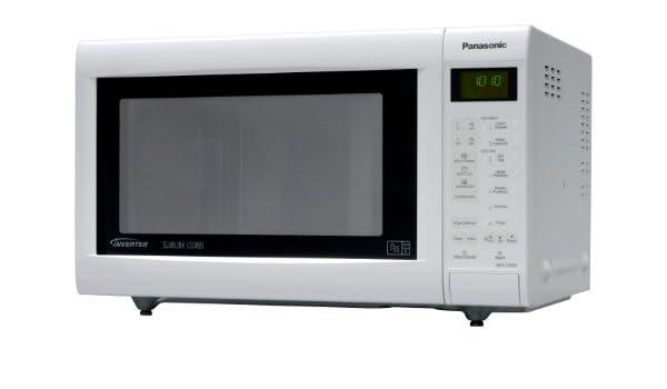 Panasonic NN-CT552WBPQ - Microondas (2385W, 230-240V, 50 Hz ...