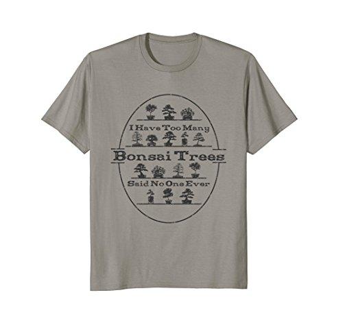 Bonsai Tree Care - Funny Bonsai - T-Shirt