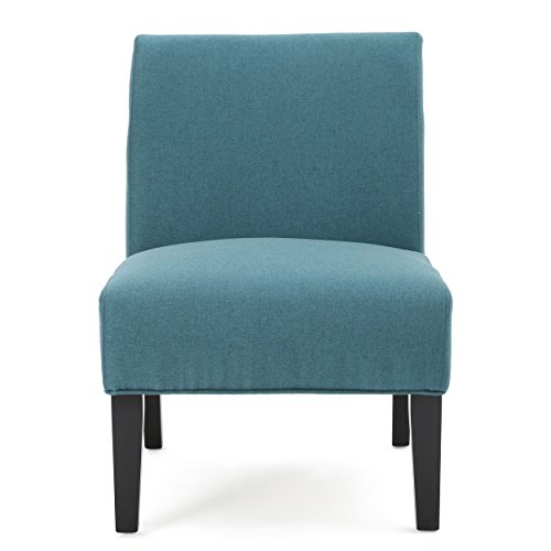 Christopher Knight Home 299752 Kassi Accent Chair, Dark Teal - 2
