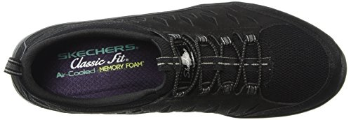 Mujer Negro Honor Be para Light My Skechers 0XqTWS