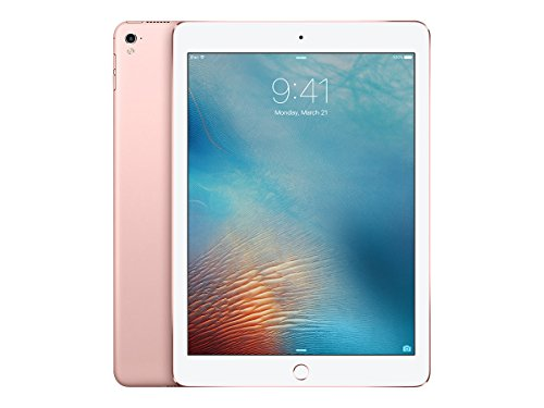 Apple iPad Pro 9.7-inch Wi-Fi plus Cellular, 128GB, Rose Gold (Year: 2016) by Apple (Image #6)