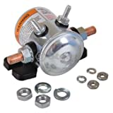 Stens 435-368 Starter Solenoid, Replaces E-Z-Go: 27855G01, Fits E-Z-Go: Electric, 1986 and Newer, Hardware Included, 36V, #124 Series