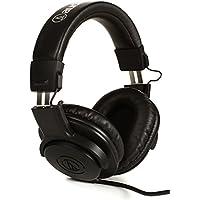 Audio-Technica ATH-M20x Auriculares profesionales con monitor de estudio, negros
