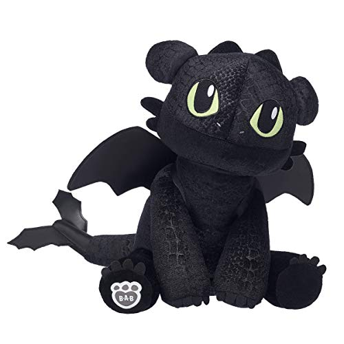 Build A Bear Workshop Toothless, 15 Inches from Build A Bear