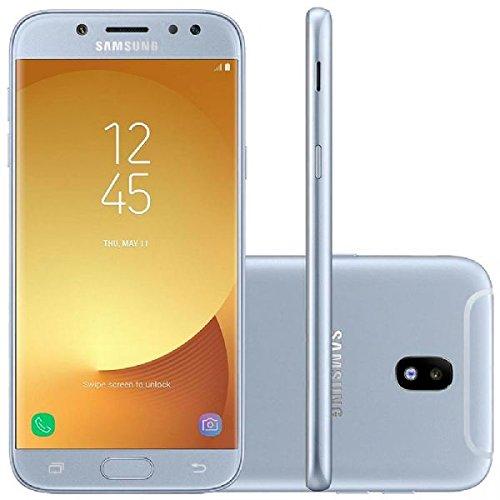 Smartphone Desbloqueado Galaxy J7 Pro, Samsung, SM-J730GZSBZTO, 64 GB, 5.5, Azul