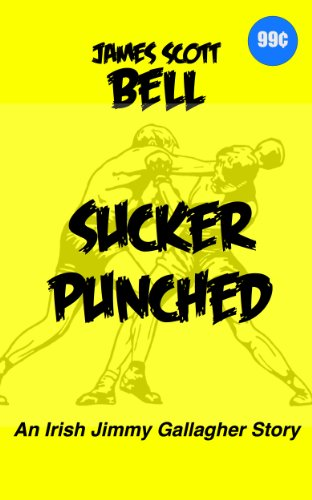 book cover of Sucker Punched