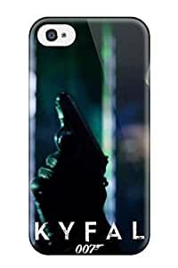 High Impact Dirt/shock Proof Case Cover For Iphone 4/4s (skyfall 25)