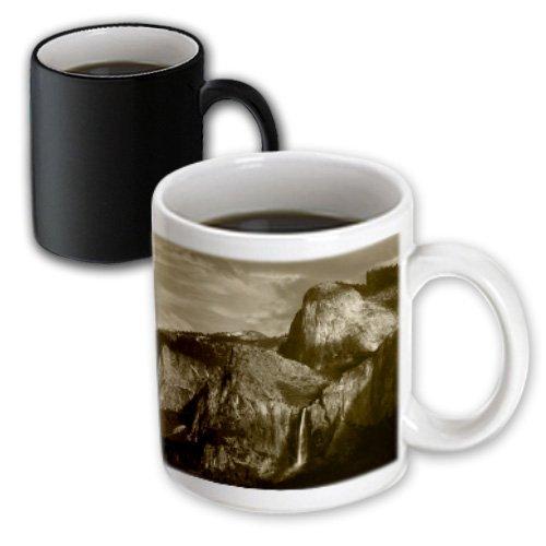 Danita Delimont - Yosemite - Bridal Veil Falls, Yosemite, California, USA - US05 AJE0061 - Adam Jones - 11oz Magic Transforming Mug (mug_142542_3)