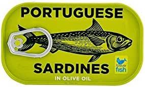 Marks & Spencer Portuguese Sardines in Olive Oil 90g