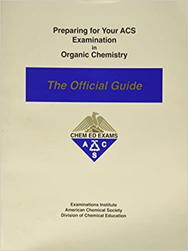 Preparing for you ACS Examination in Physical Chemistry : The