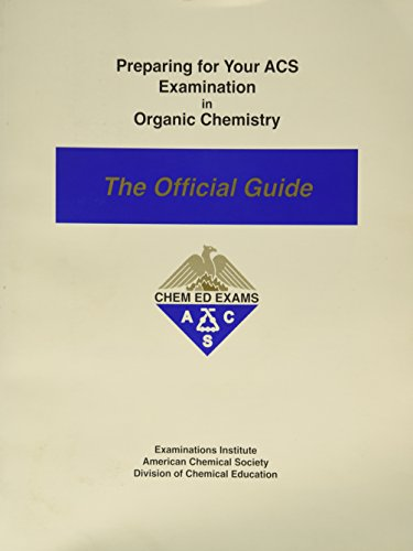 Preparing for Your ACS Examination in Physical Chemistry: Th