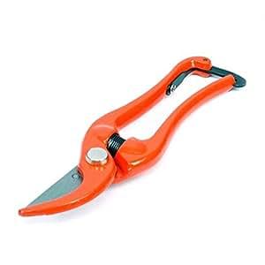 Tijeras de tijeras de jardinería herramientas de jardín, frutas palos con oro cuchillo cabeza jardín hardware herramientas tijeras