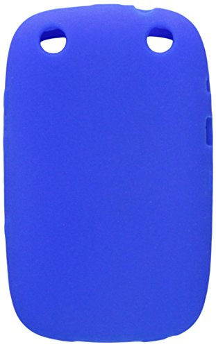 Aimo Wireless BB9310SK002 Soft n Snug Silicone Skin Case for BlackBerry Curve 9310 - Retail Packaging - Blue
