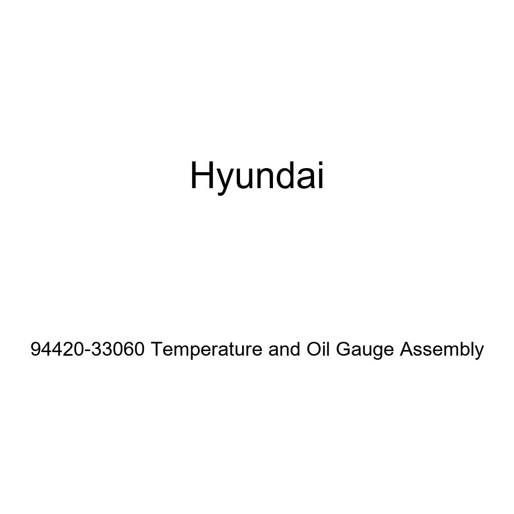 Genuine Hyundai 94420-33060 Temperature and Oil Gauge Assembly
