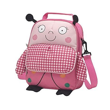 Pirulos 47407704 - Mochila, 21 x 28 x 7,5 cm, color rosa