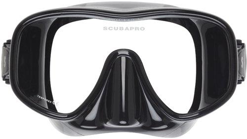 ScubaPro Adult Trinidad Mask-Black