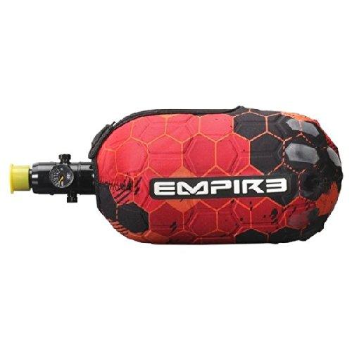 (Empire FT Bottle Gloves (RED HEX,)