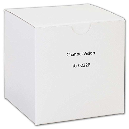 Channel Vision IU-0222P Intercom Unit-Polished Brass Compatible w/ Panasonic Channel Vision Intercom